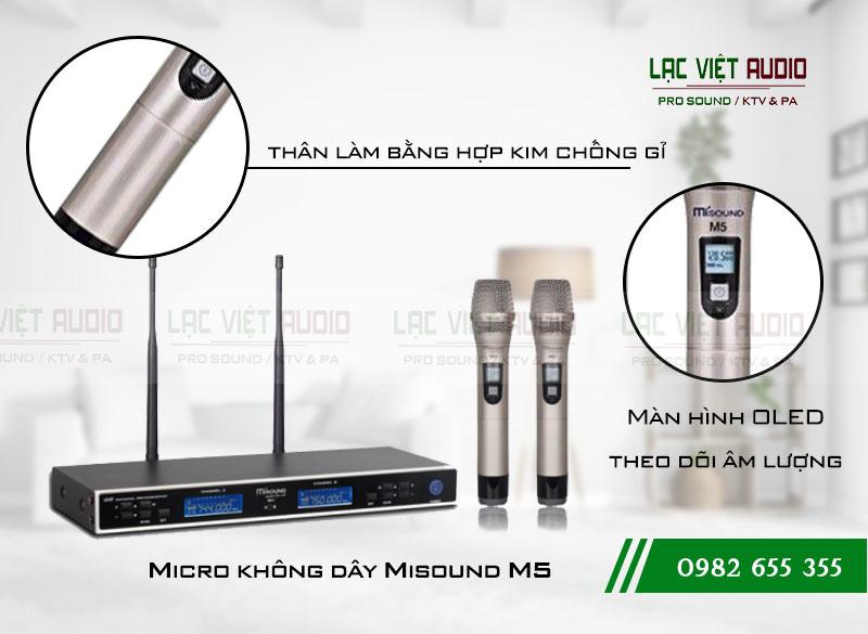 Micro Misound M5 chính hãng