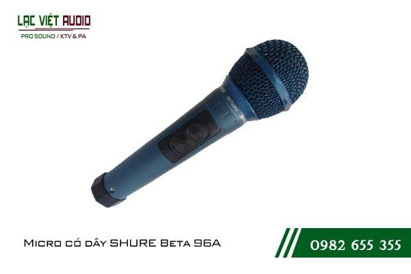 Micro có dây SHURE Beta 96A