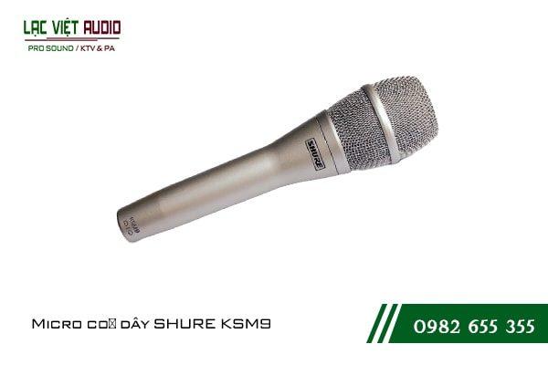 Micro SHURE KSM9