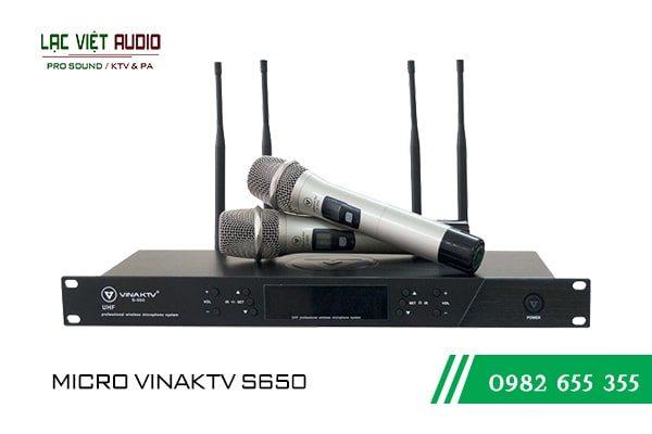 Micro VinaKTV S650