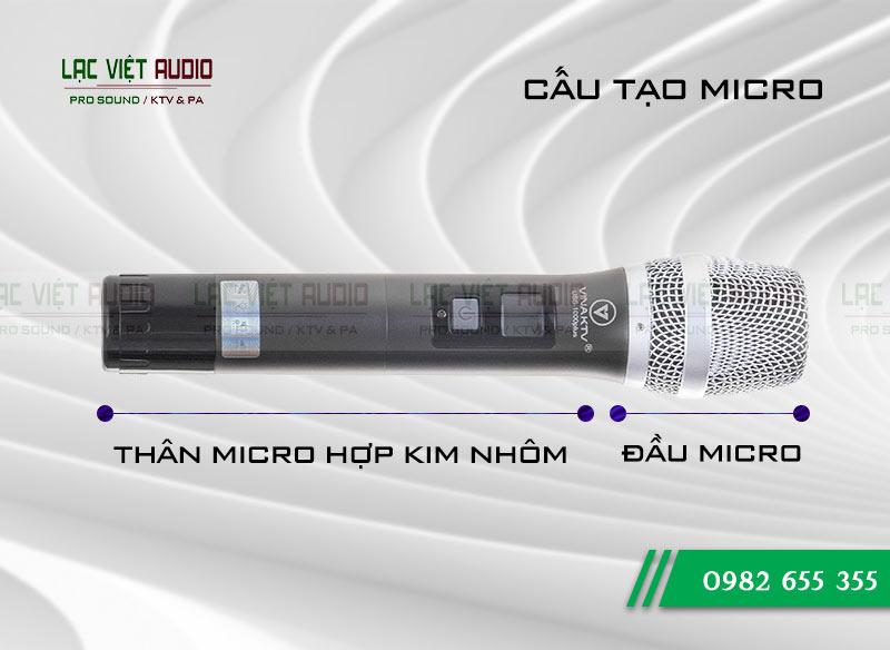 Micro VinaKTV USS-1000plus micro