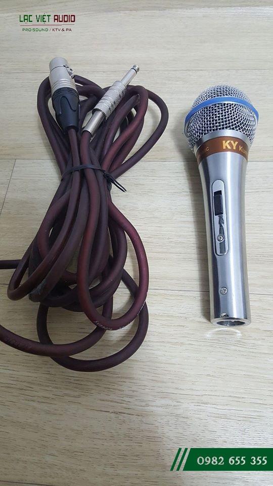 Micro bãi có dây chuẩn Korea KY Kumyoung lowz
