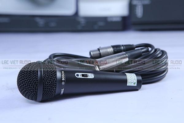 Mua micro có dây Bosch chính hãng tại Lạc Việt Audio