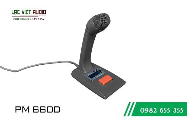 Micro để bàn TOA PM-660D