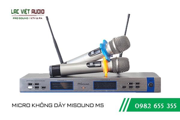 Micro không dây Misound