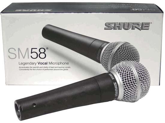 Micro Shure SM58 chất lượng