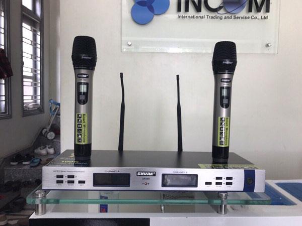 Micro Shure UR28D nhập khẩu giá tốt nhất thị trường