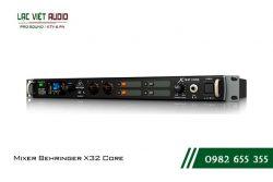 Giới thiệu về sản phẩm Mixer Behringer X32 Core