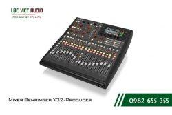 Giới thiệu về sản phẩm Mixer Behringer X32 Producer