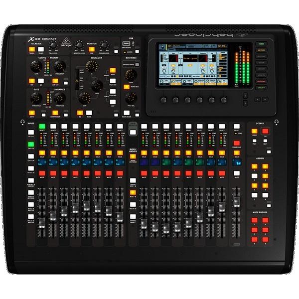 Tính năng của Mixer Digital Behringher X32 compact đem lại
