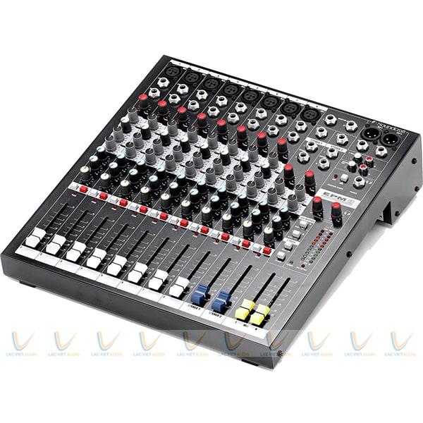 Mixer Mỹ hàng bãi Soundcraft EPM 8