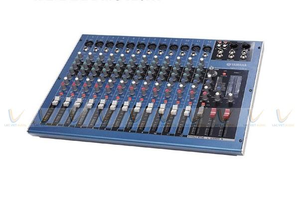 Thông số kỹ thuật của bàn trộn mixer YamahaMG120CX