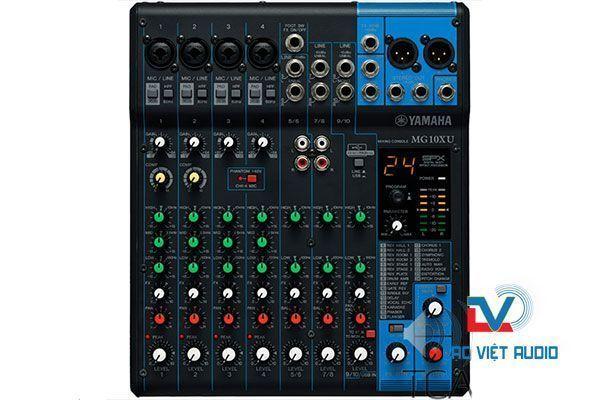 Mixer yamaha Mg 10XU chính hãng giá rẻ
