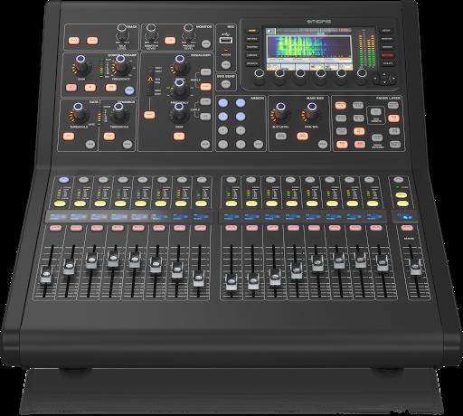 Mixer Midas M32R là dòng mixer số được ưa chuộng nhất của hãng
