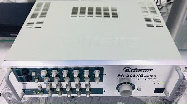Amply Arirang có cổng optical PA-203XG