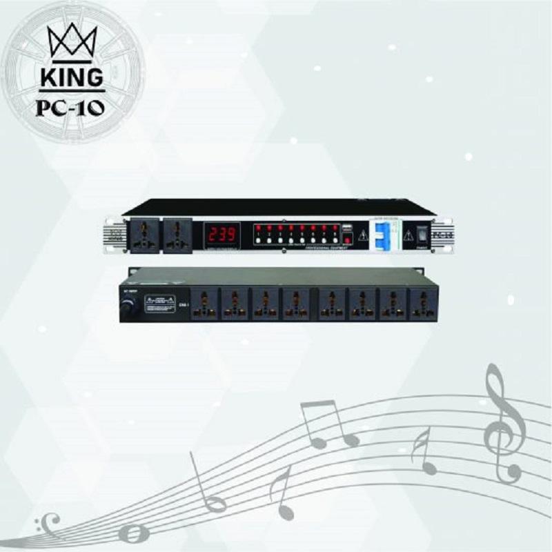 Thiết bị quản lý nguồn điện King PC10