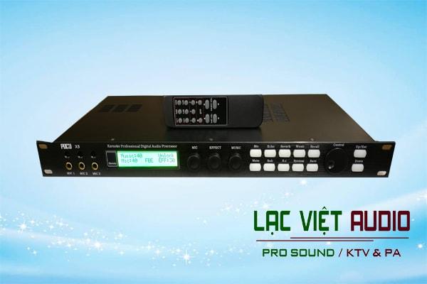 Bộ vang karaoke PDCJ X5: 6.500.000 VNĐ