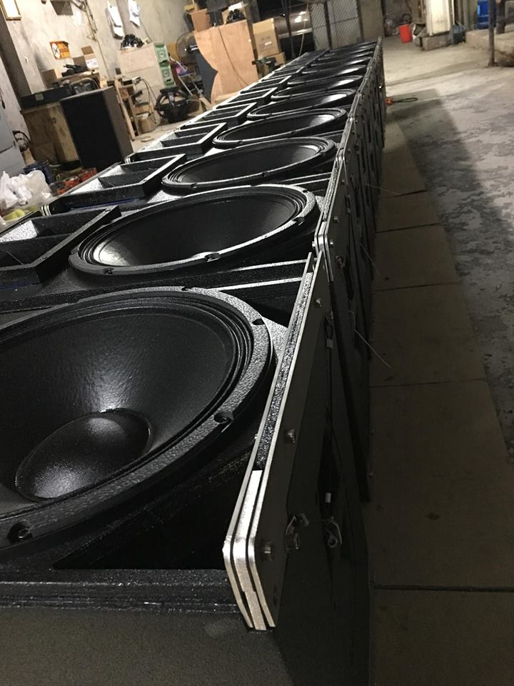 Loa array Fill Acoustic 1503 chất lượng cao