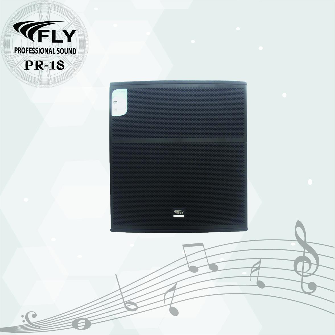 Loa sub hội trường Fly PR18