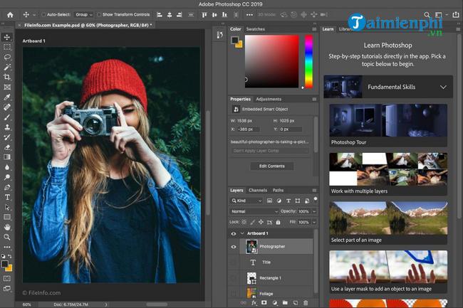Phần mềm thiết kế thùng loa hoàn hảo nhất Photoshop