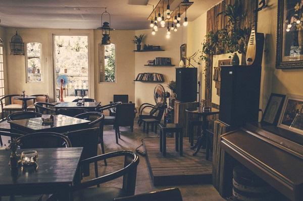 Quán ken cafe chuyên Acoustic