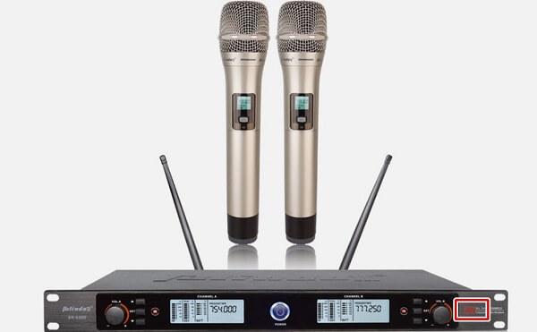 Sóng UHF được sử dụng rất nhiều trên các dòng micro cao cấp như: King EW 300, King EW 500