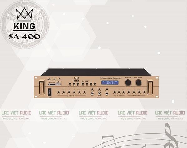 Mua cục đẩy liền vang King hàng chính hãng giá ưu đãi tại Lạc Việt Audio