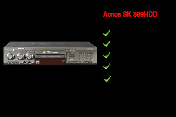 SK 399HDD