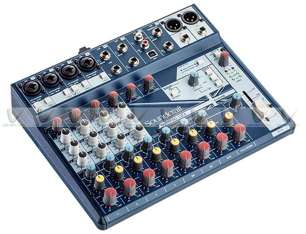 Mixer Soundcraft Notepad 12FX
