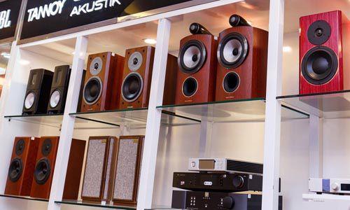 Shop phụ kiện linh kiện âm thanh hi end tại Hà Nội