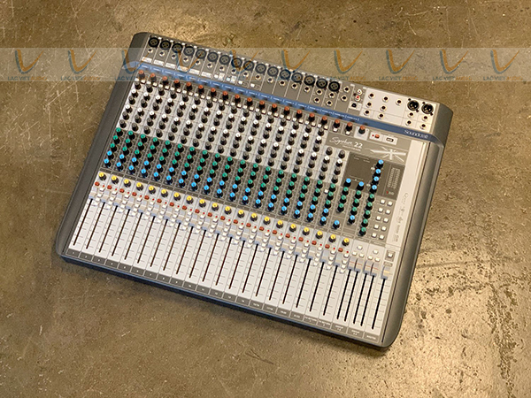 Thanh lý mixer Soundcraft Signature 22: 1.900.000 VNĐ