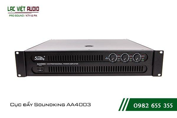 Cục đẩy 3 kênh tốt nhất Soundking AA4003: 7.500.000 VNĐ