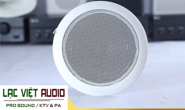 Mua các sản phẩm loa âm trần 6W Toa PC-648R chất lượng cao giá tốt tại Lạc Việt Audio