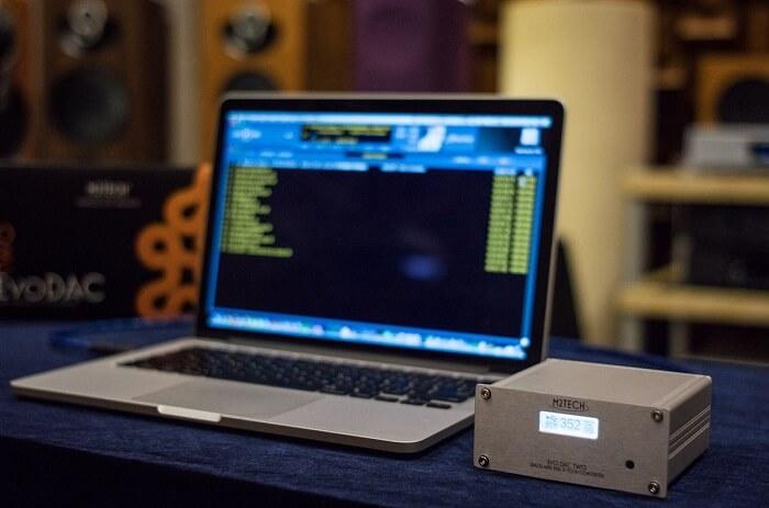 Sự dụng bộ giải mã Dac để điều khiển âm thanh đầu ra máy tính