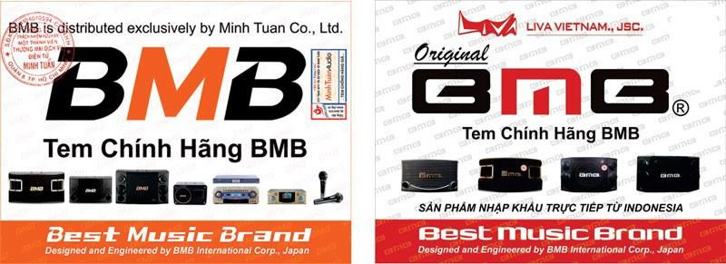 Tem nhập khẩu của Minh Tuấn