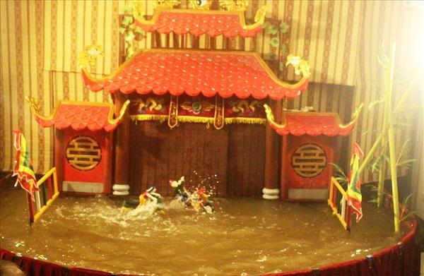 Thực trạng múa rối nước Việt Nam hiện nay
