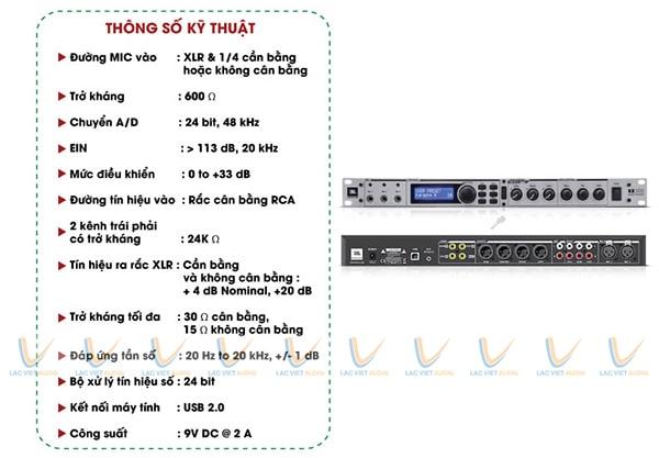 Mua vang số JBL KX100 hàng nhập khẩu chính hãng tại Lạc Việt Audio