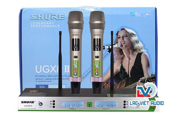 Bộ micro không dây UGX 8 II