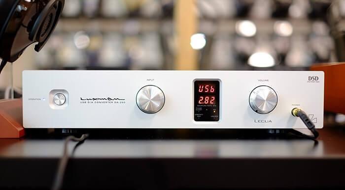 Ứng dụng của Dac trong một số thiết bị âm thanh