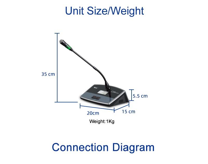 Kích thước NX-7698D