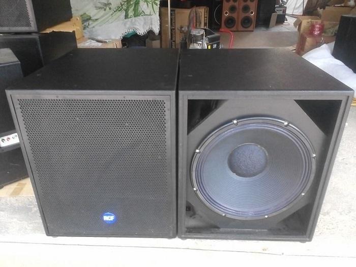Vỏ thùng loa sub bass 40 của RCF hàng Trung Quốc loại 1 giá 600.000đ