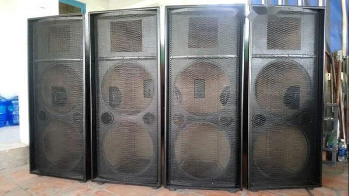 Vỏ thùng loa trung quốc đôi bass 40 giá 1.700.000đ