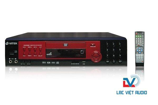 Đầu karaoke vitek VK 500
