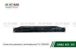 Vang cơ karaoke Listensound FX 720MK