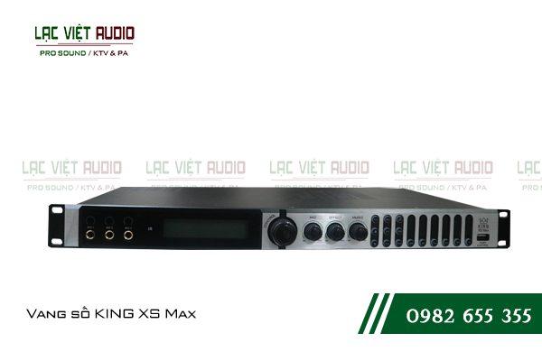 Giới thiệu đôi nét về thiết bị vang số KING XS Max.