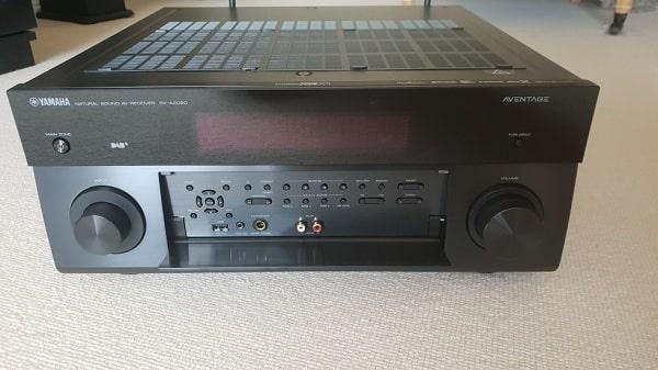 Amply có cổng optical Yamaha RX-A2080