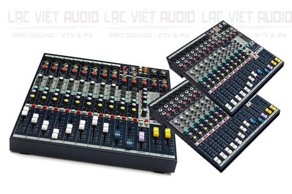 Bàn mixer Soundcraft EFX8 nhập khẩu Indonesia