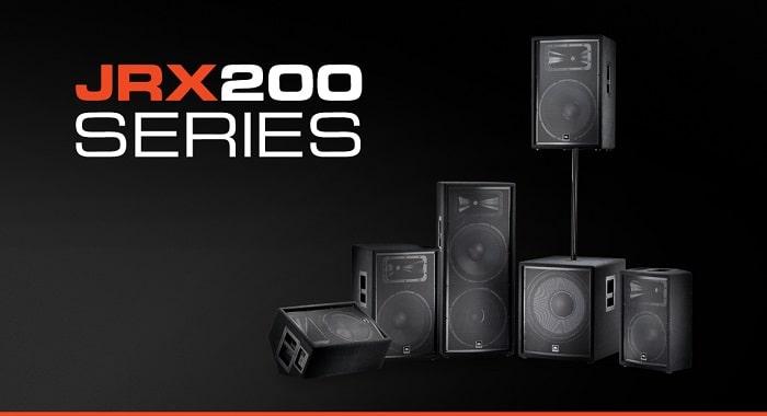 Các dòng loa sử dụng cho âm thanh hội trường JBL200 Series