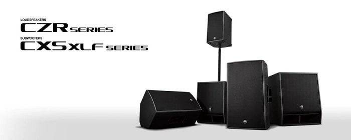 Dòng phân khúc CZR / CXS XLF Series của Yamaha