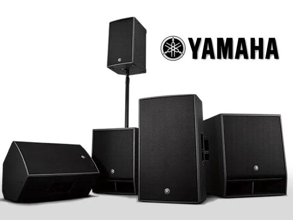 Âm thanh hội trường sử dụng loa Yamaha chính hãng tại Lạc Việt Audio